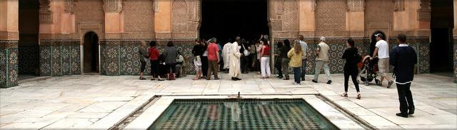 Marrakech morocco exotic.