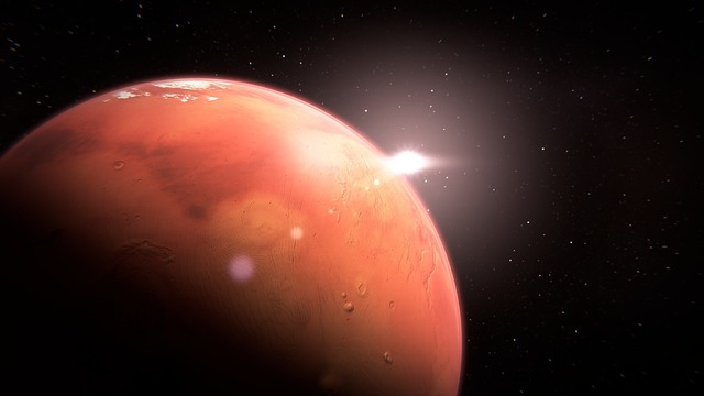 Mars space planet, science technology.