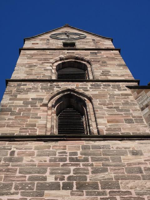 Martin church church steeple, religion.