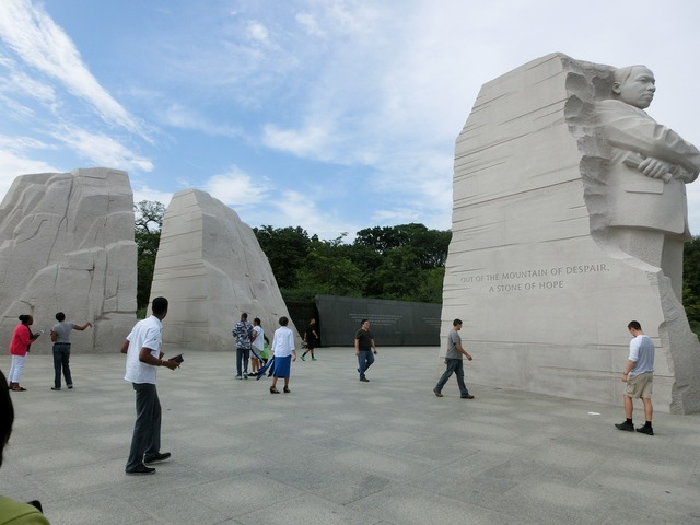 Martin luther king places of interest monument, architecture buildings.