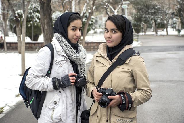 Mashhad girls mellat park.