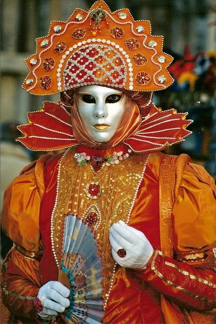 Mask carnival face, religion.