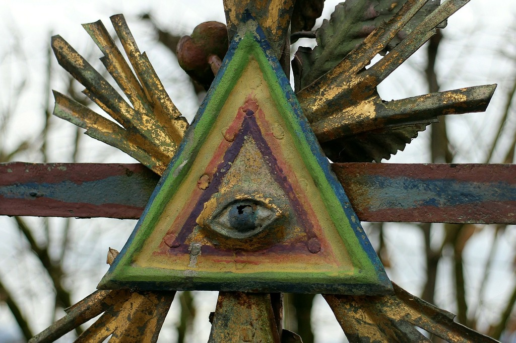 Masonic symbol corona.
