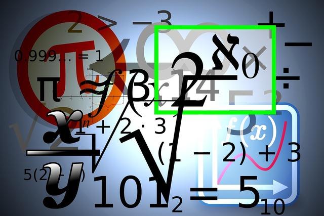 Mathematics pay count, education.