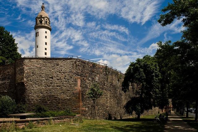 Maximum tower frankfurt.
