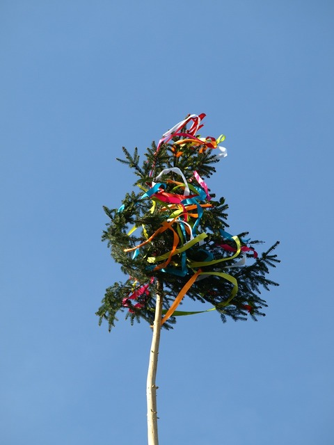 Maypole 1 may.