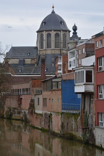 Mechelen dome buildings, architecture buildings.