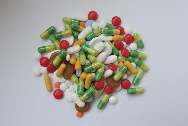 Medical medicines tablets, health medical.