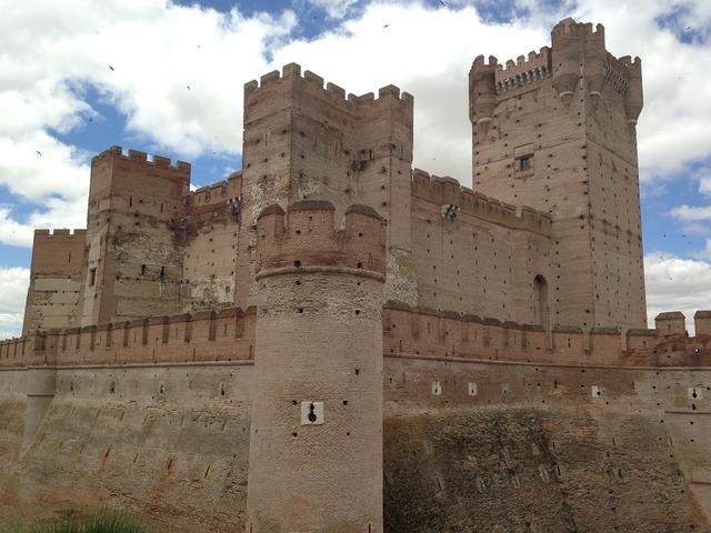 Medina field castle.