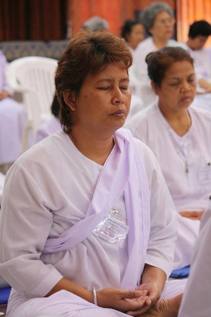 Meditation religious rite, religion.