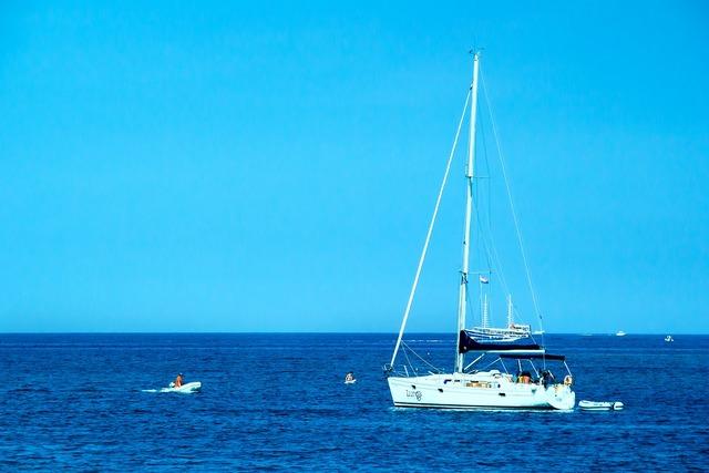 Mediterranean boot sea.