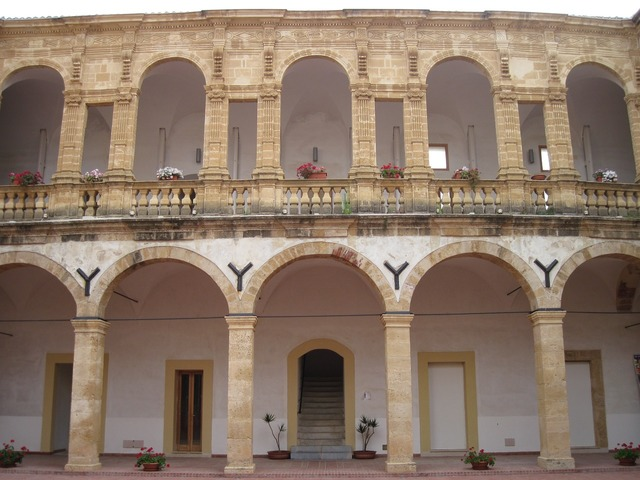 Mediterranean palace architecture, architecture buildings.