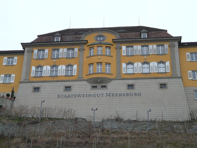 Meersburg state winery winery, architecture buildings.
