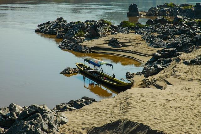 Mekong river river chiang kong.