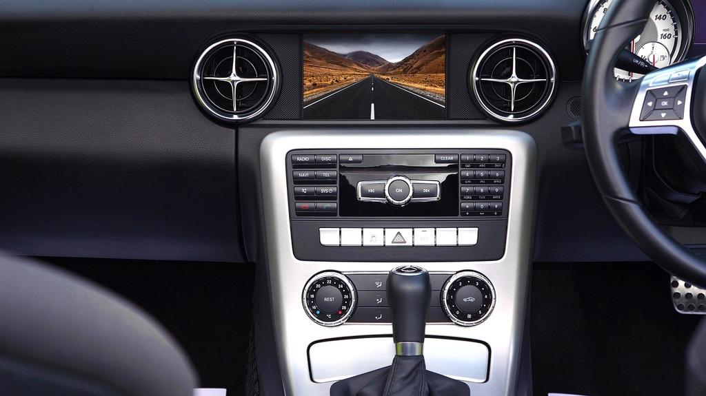 Mercedes-benz car slk, transportation traffic.