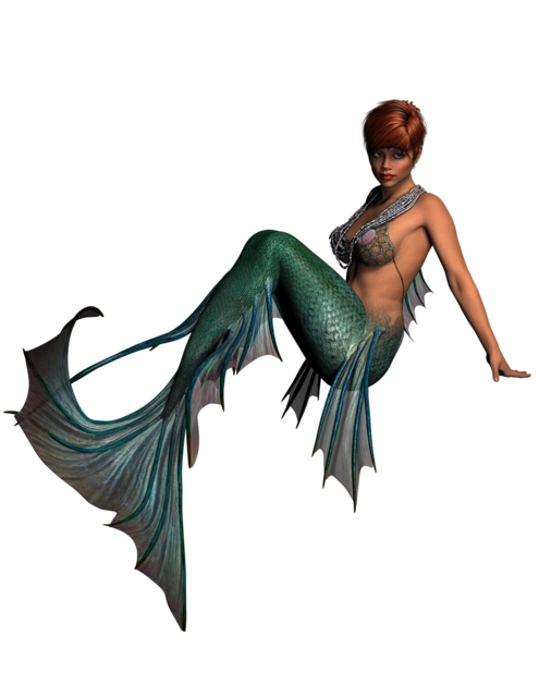 Mermaid lady fantasy, beauty fashion.
