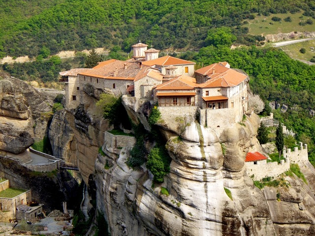 Meteora kalabaka kalambaka, travel vacation.