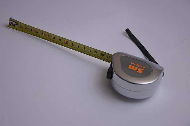 Metre measurement diy, industry craft.