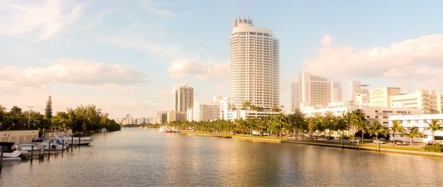 Miami usa miami beach.