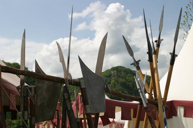 Middle ages medieval festival riedenburg, places monuments.