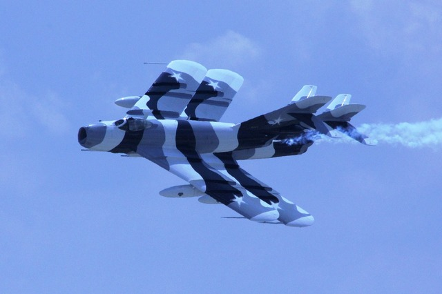 Migs russian military.
