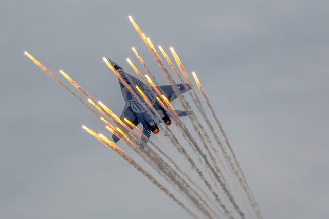 Mikoyan mig-29 aircraft.