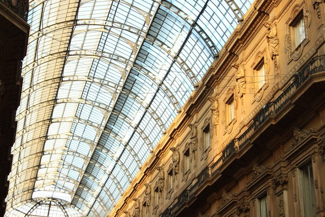 Milan gallery italy.