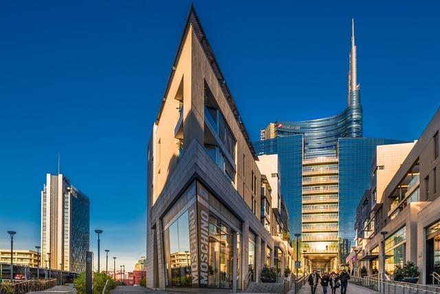 Milan italy lombardy, beauty fashion.