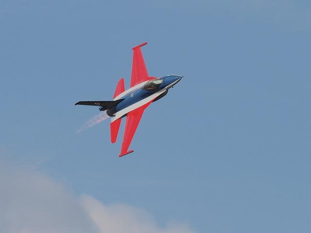 Military jet aircraft.