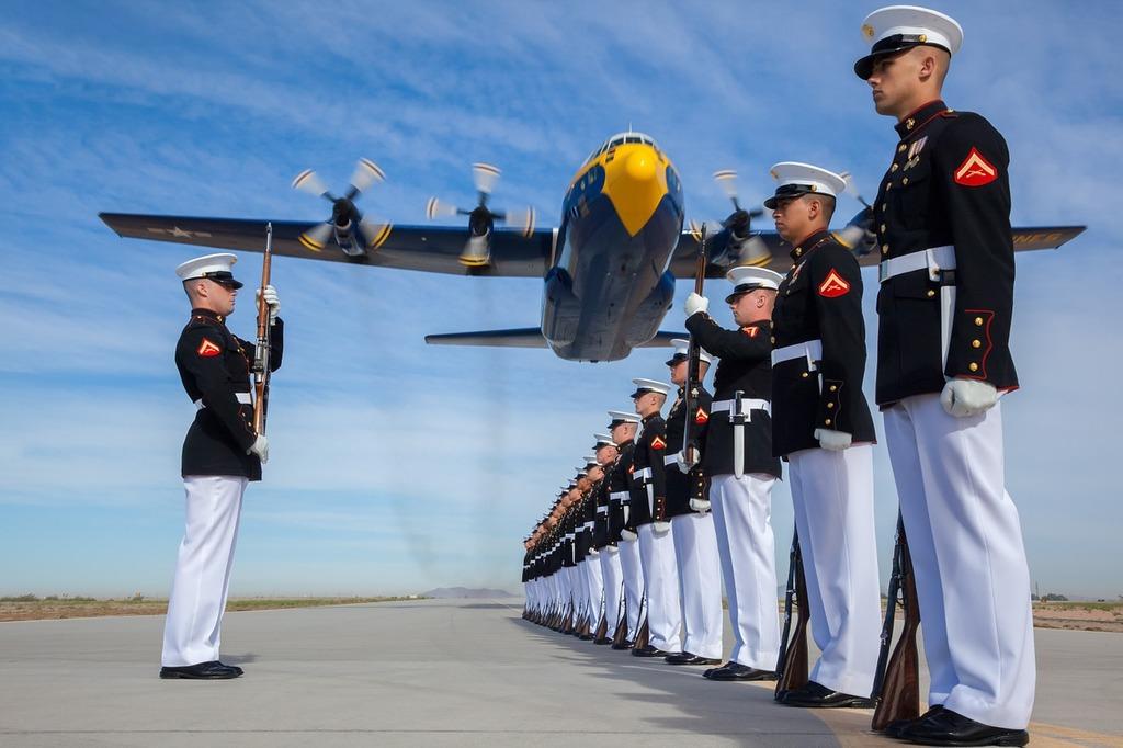 Military usa marines.