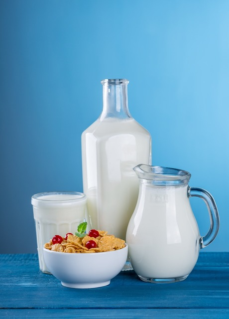Milk dairy products pitcher, food drink.