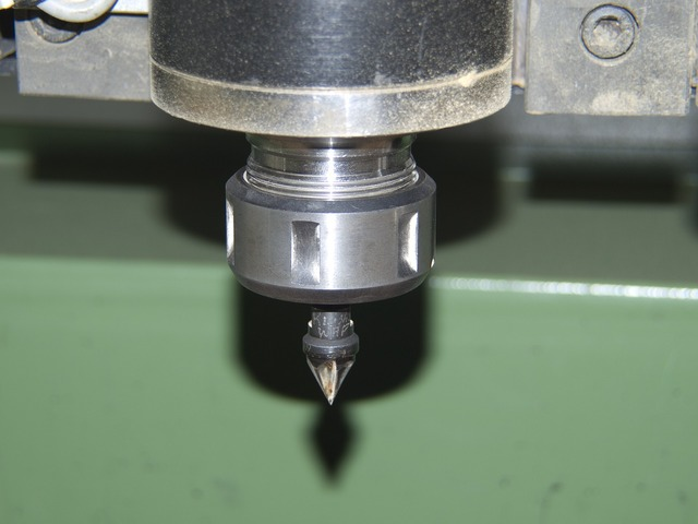 Milling machining tool, science technology.
