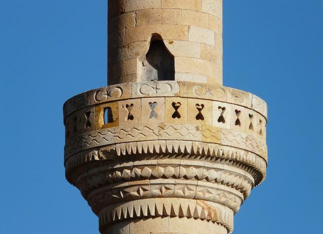 Minaret moshe islam, architecture buildings.