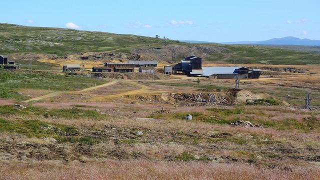 Mine copper copper mine.