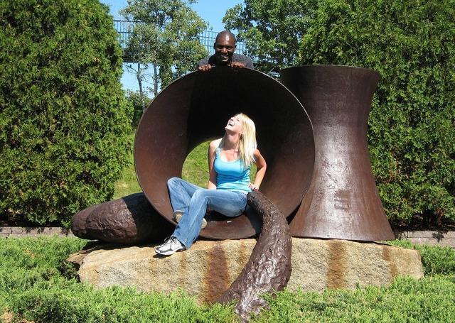 Minnesota art couple, emotions.
