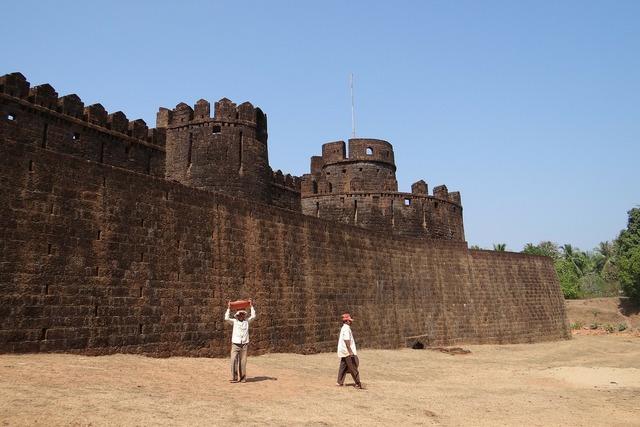 Mirjan fort uttar kannada india, places monuments.