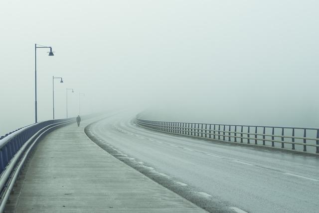 Mist bro alone, transportation traffic.