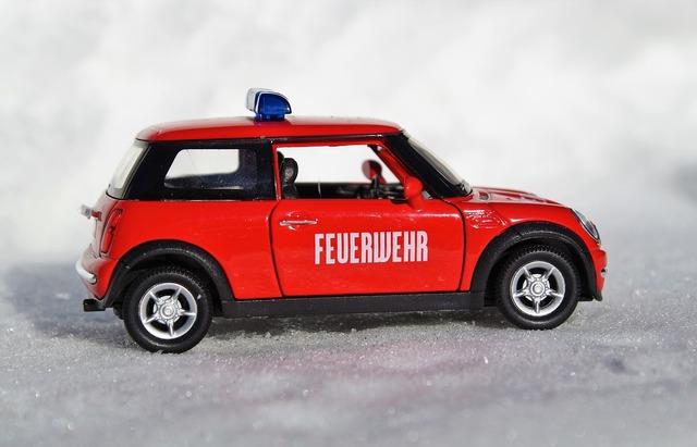 Model car mini mini cooper, transportation traffic.