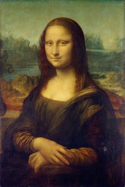 Mona lisa leonardo da vinci la gioconda, beauty fashion.