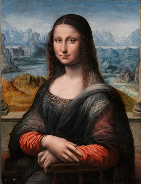 Mona lisa the joconde leonardo de vinci, emotions.