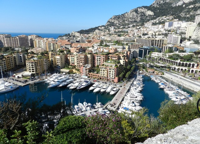 Monaco bay porto.