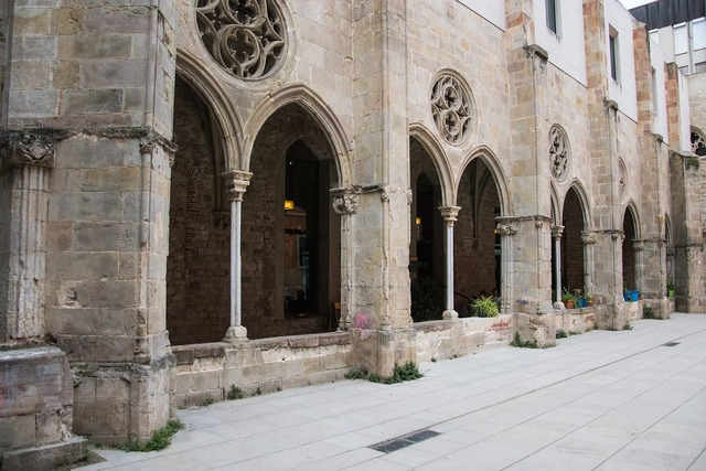 Monastery arches arch, architecture buildings.