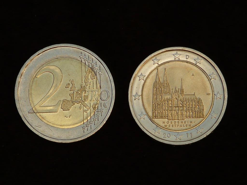 Money coins specie, business finance.
