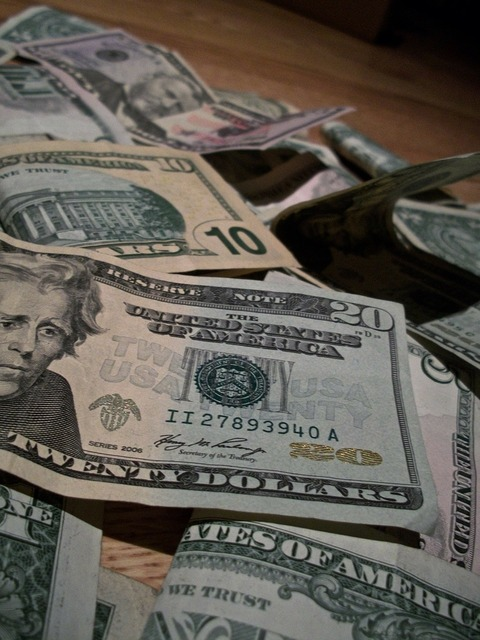 Money currency cash, business finance.