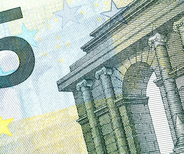 Money currency five, business finance.