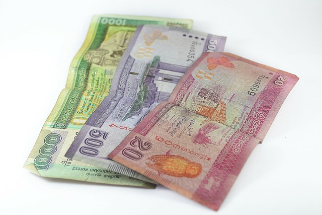 Money currency note, business finance.