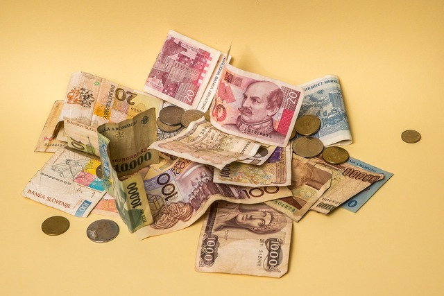 Money dollar bill currency, business finance.
