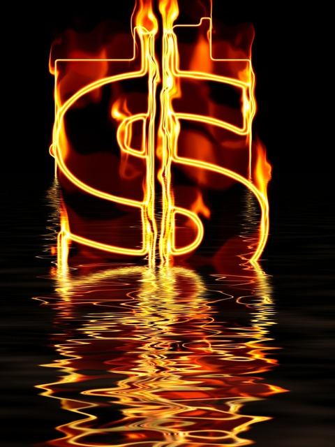 Money dollar currency, business finance.