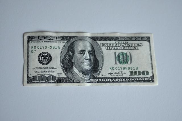 Money making the dollar dollars, business finance.
