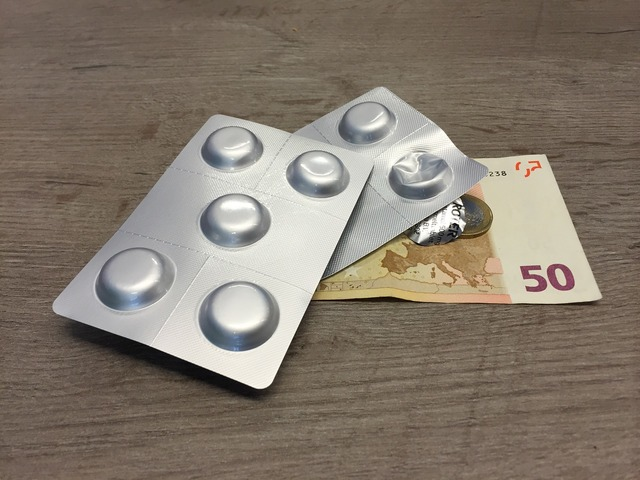 Money medical medications, business finance.